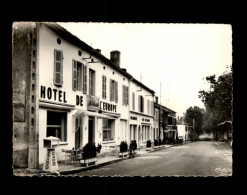 40 - VILLENEUVE-DE-MARSAN - Hotel De L'Europe - Villeneuve De Marsan