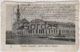 Romania - Nadlac - Jud. Arad - Scoala Si Biserica - Romania