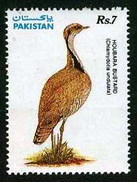 1991 Pakistan Wildlife Series – Houbara Bustard (1v) MNH (PK-41)