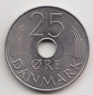 @Y@    Denemarken 25 Öre  1981    (3345) - Denemarken