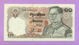 Thailandia 10 Baht 1980 (FDS) - Tailandia