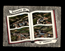 69 - SAINT-FORGEUX - Vue Aérienne - Multi Vues Livre - - Saint Louis