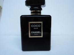 """CHANEL :""""COCO NOIR """" VAPO VIDE ,CONTENAIT 50 ML  LIRE ET VOIR !! - Miniatures Modernes (à Partir De 1961)"""