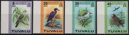 A5646 TUVALU 1978, SG 81-4   Wild Birds   MNH