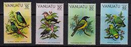 B0575 VANUATU 1981, SG 307-11  Birds (1st Series)  MNH - Vanuatu (1980-...)