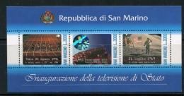 SAINT MARIN- B.F N°19- Neuf Sans Charnière ** - Blocs-feuillets