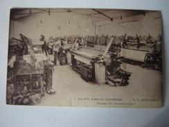 Les Fils D'Adrien Fournier ,tissage De St-Genis-Laval - France