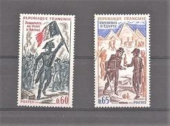 France 1972 Neuf N° - 1730 - 1731  Histoire De France - France