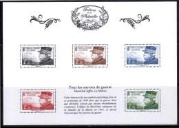 """FR 2014 / BS3 """" TRESORS DE LA PHILATELIE-maréchal Joffre 1940 """" ISSU DU 1er ENSEMBLE DE 10 BF / NEUF RARE / ...."""