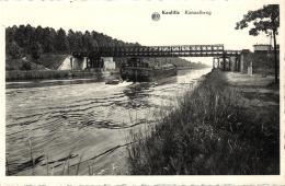BELGIQUE - LIMBOURG - BOCHOLT - KAULILLE - Kanaalbrug - Le Canal Et Le Pont. - Bocholt
