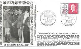 59  HAUMONT  Fêtes De La Libération 1944/1994  2/09/94