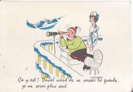Illustrateur Lassalvy  Ca Y Est - Lassalvy