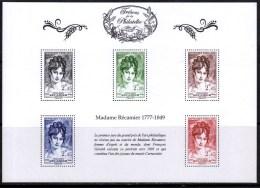 "FR 2014 / BS6 "" TRESORS DE LA PHILATELIE-madame Récamier 1950 "" ISSU DU 1er ENSEMBLE DE 10 BF / NEUF RARE / ...."