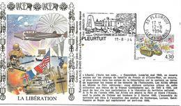 35  PLEURTUIT  Cinquantenaire De Lz Bataille  Libération 1944/1994  12/08/94