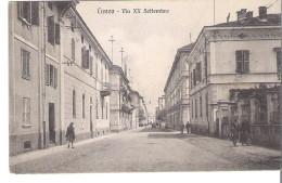 CUNEO - VIA XX SETTEMBRE. FP BUONA ANIMAZIONE - Cuneo