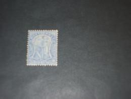 MONTSERRAT - 1908/9 SIMBOLO  2 1/2 P. - NUOVO(+) - Montserrat