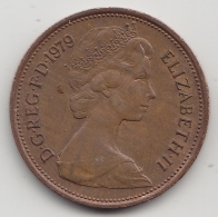 @Y@   Groot Britannië   2 New Pence 1979    (3347) - 2 Pence & 2 New Pence