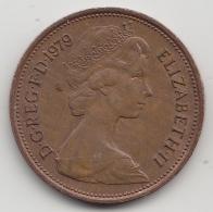 @Y@   Groot Britannië   2 New Pence 1979    (3347) - 1971-… : Decimale Munten