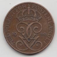 @Y@   Denemarken 5 Öre    1929     (3348) - Denemarken