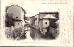 51 CHALONS SUR MARNE - Canal De Mau - Châlons-sur-Marne