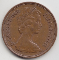 @Y@   Groot BritanniË   2 New  Pence   1989      (3350) - 2 Pence & 2 New Pence