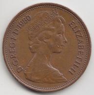 @Y@   Groot BritanniË   2 New  Pence   1989      (3350) - 1971-… : Decimale Munten