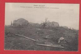 Léomont  --  Ruines De La Ferme - France