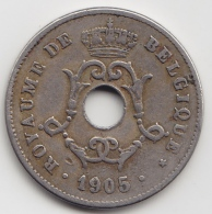 @Y@    Belgique   10 Centimes  1905     (3372) - 1865-1909: Leopold II
