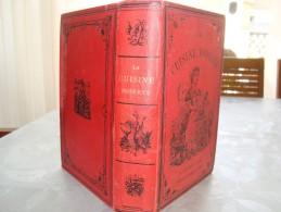 LA CUISINE MODERNE Par Une Réunion De Cuisiniers éd H Geffroy 1899 - 680 Pages - Nombreuses Illustrations. - Gastronomia