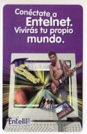 CHILI  Recharge ENTEL Neuf Date 31/12/2000 - Chili