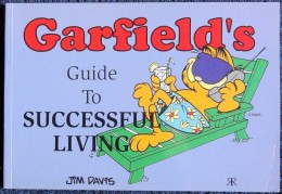 Jim Davis - GARFIELD - Guide To Successful - Ravette Books - ( 1999 ) . - BD Britanniques