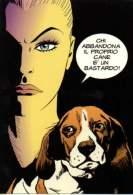 FDK 227 Eva E Diabolik Non Abbandonano Mai Gli Amici Cane Dog Chien Fumetti Noir Comics Strip Sergio Zaniboni - Diabolik