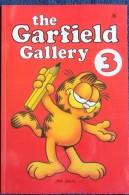 Jim Davis -The  GARFIELD Gallery - N° 3- Ravette Books - ( 1992 ) . - BD Britanniques
