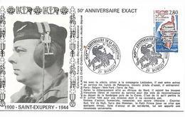 2O  BORGO  50° Anniversaire De La Disparition D'Antoine De  Saint Exupery 1900/1944  31/08/94