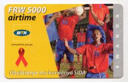 RWANDA RECHARGE AIRTIME MTN SIDA