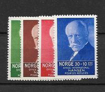1935 MNH Norway Postfris**