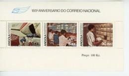 Angola 1983-La Poste, Téléphone-B7***MNH