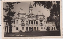 Asie :  Saïgon :  Hotel De  Ville - Viêt-Nam