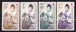 LAOS PA  N°  31 A 34 NEUF** LUXE / MNH