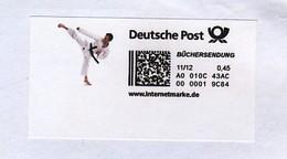 Allemagne EMA/flamme  Judo