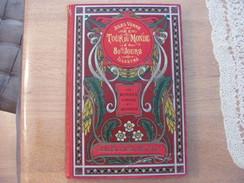 Jules Verne Hetzel Voyages Extraordinaires Le Tour Du Monde En 80 Jours Acanthe Polychome - Livres, BD, Revues