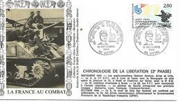 88  VITTEL  50° Anniversaire De La Libération De Vittel 12 Septembre 1944    11/09/94