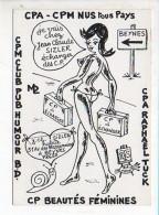 78 Beynes / Je Vais Chez Jean Claude Sizler échanger Les Cartes Postales / CPA Raphaël Tuck - Beynes