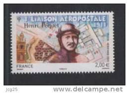 FRANCE 2011- UN 1re Liaison Aeropostale Henri Pequet PA** 2.00€