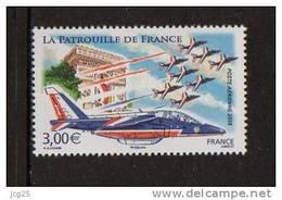 FRANCE 2008 1 Timbre  (1) YT N° PA 71** La Patrouille De France Avions Alphajet 3.00€