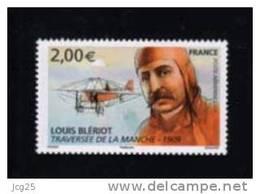 FRANCE 2006-Un Timbre (1) PA N° 72**  BLERIOT Traversée De La Manche-2.00€ BDF Texte