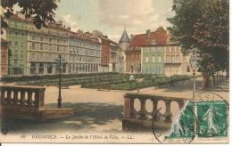 GRENOBLE Le Jardin De L'hotel De Ville