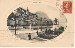 GRENOBLE L'Isère Et Les Quais