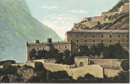 GRENOBLE Le Fort Rabot