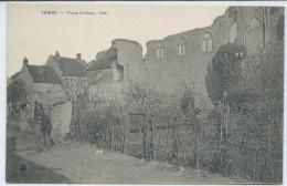 Thiers-sur-Thève-Vieux Châteaux-Côté (CPA) - Sonstige Gemeinden